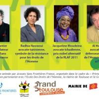 Conférence 30 mai 2012 : l'action des défenseurs des droits de l'Homme au service des plus faibles