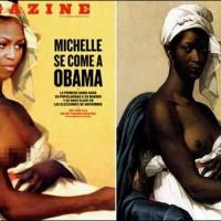 LES LIMITES D'UN ART RACISTE : Arrêtez d'insulter la femme noire!
