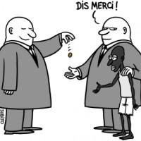 LE FMI PYROMANE ET POMPIER AU TOGO ET EN CÔTE D'IVOIRE : Le FMI vient en aide à lui-même