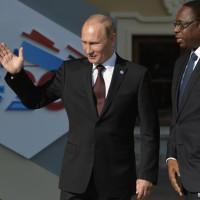 Les Africains du G20