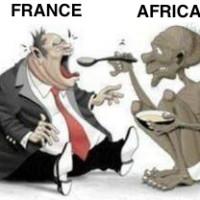 14 pays africains forcés par la France à payer l'impôt colonial pour les avantages de l'esclavage et de la colonisation