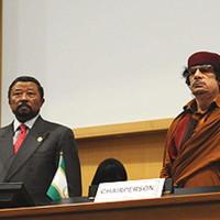 LA DESTABILISATION ORGANISEE : Il n'y avait pas besoin de tuer Mouammar Kadhafi