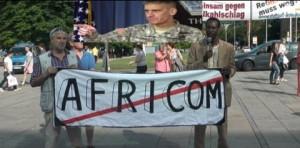 AFRICOM GO HOME