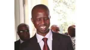 Le président zambien, Edgar Lungu.