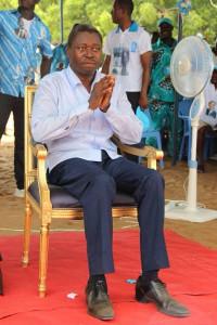 Faure Gnassingbe hors la loi qui panique