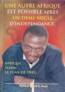 Pasteur Edoh_Livre