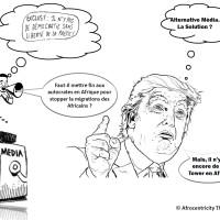 """DONALD TRUMP, LE FAISEUR DE """"DEAL"""" (The Deal maker) : Défendre les intérêts américains sur une base bilatérale"""