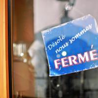 Fermeture des agences EDF en France