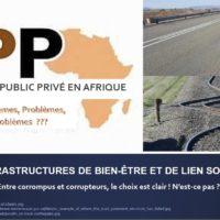 INFRASTRUCTURES DE BIEN-ÊTRE ET DE LIEN SOCIAL EN AFRIQUE : S'endetter à long-terme sans corruption est rentable !
