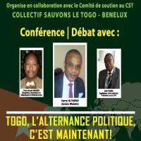 Togo: Une conférence-débat à Bruxelles pour relayer sur le plan international la lutte du Peuple togolais