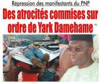 SURSAUT COLLECTIF POUR L'AUTODÉTERMINATION AU TOGO : Conjuguer avec le Parti National Panafricain pour stopper une dynastie autocratique