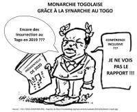 INSURRECTION ET CONFÉRENCE INCLUSIVE AU TOGO EN 2019 : Le recours en dernier ressort !