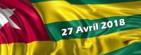 Soirée de Solidarité avec le Peuple Togolais A Bezons (95) Le vendredi 27 avril 2018 de 19h à minuit